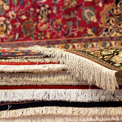 Commercial Area Rug Cleaning