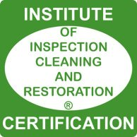 Institute of Inspection, Cleaning and Restoration Certificate (IICRC)